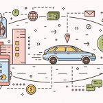 日本の車離れを止めるブロックチェーン技術海外で利用者増加中のレンタカーとカーシェアリング