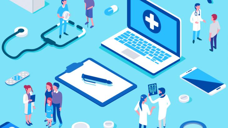医薬品サプライチェーン イメージ画像