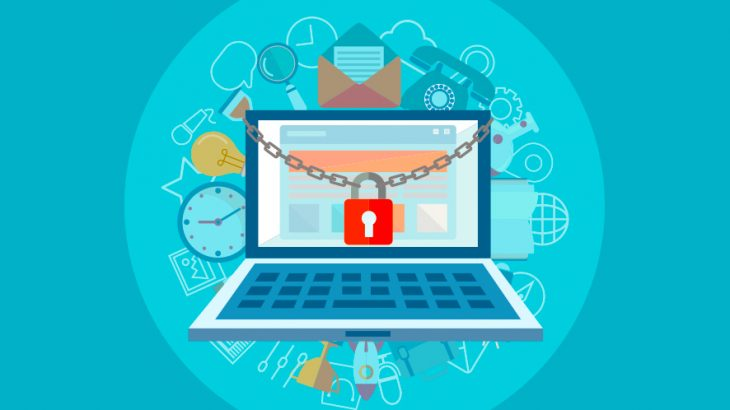 セキュリティとブロックチェーンのイメージ画像