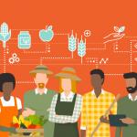 小規模な農家の救い方!パブリックブロックチェーンプラットフォームの導入例!【2019年最新情報】