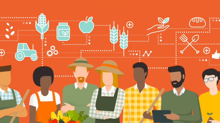小規模農家イメージ画像