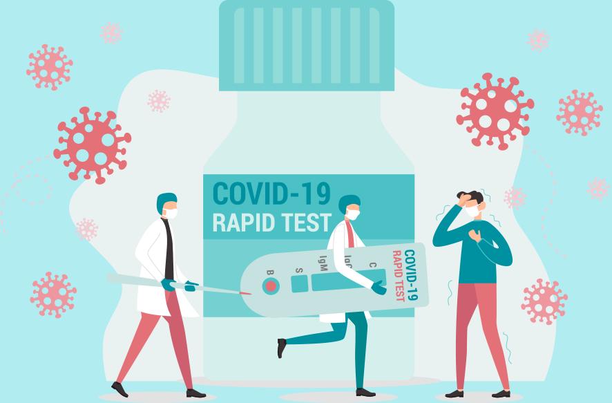 COVID-19ワクチンイメージ画像