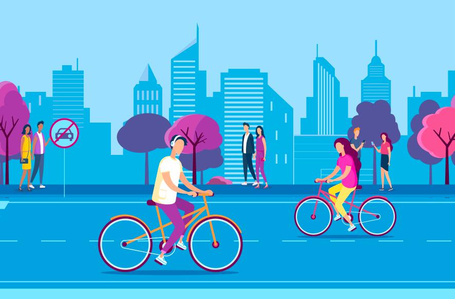 自転車 イメージ画像