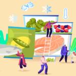 IBM Food Trustを生鮮鶏肉、マイクログリーンの追跡に導入