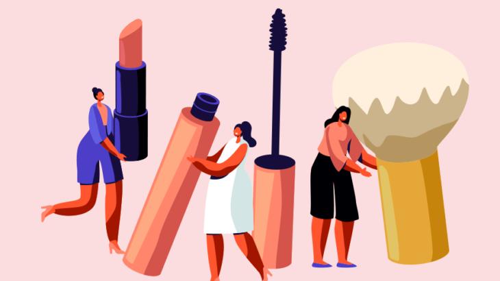 化粧品成分をブロックチェーンを使ってトレーサビリティを実現