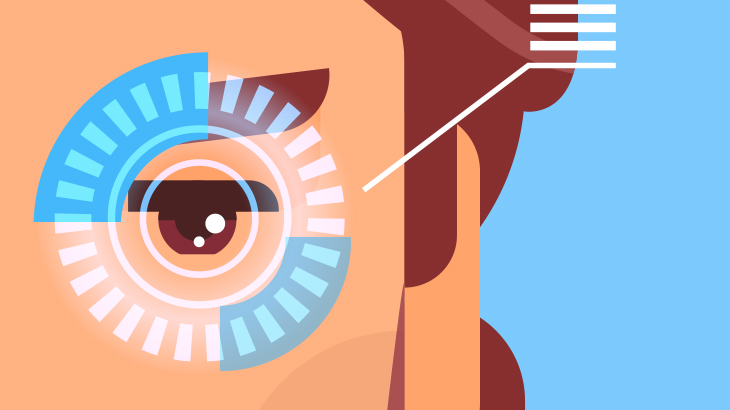 医療業界の常識を覆す、虹彩認識とブロックチェーンの融合による患者識別とデータ保存