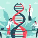 ブロックチェーンを使い匿名性を維持しプライバシーに配慮した遺伝子検査管理を実現