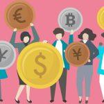 ブロックチェーン技術を使えば、暗号通貨も新しい通貨として使えるようになる!?