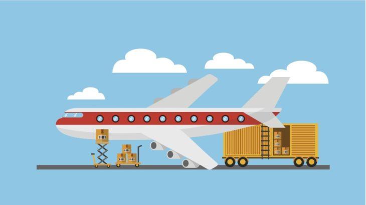 航空貨物イメージ画像