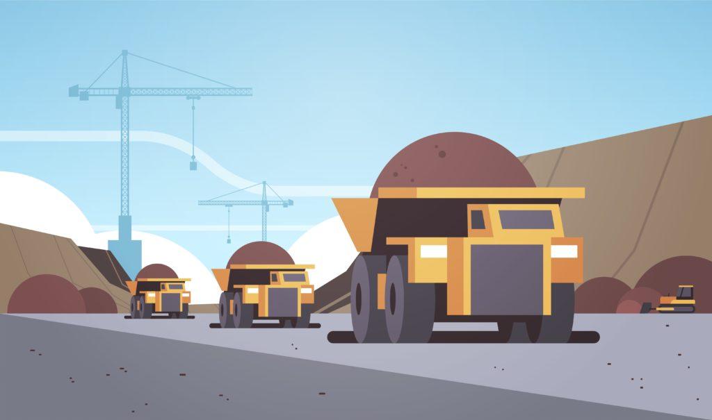 鉱山イメージ画像