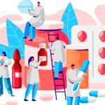 偽薬防止医薬品イメージ画像
