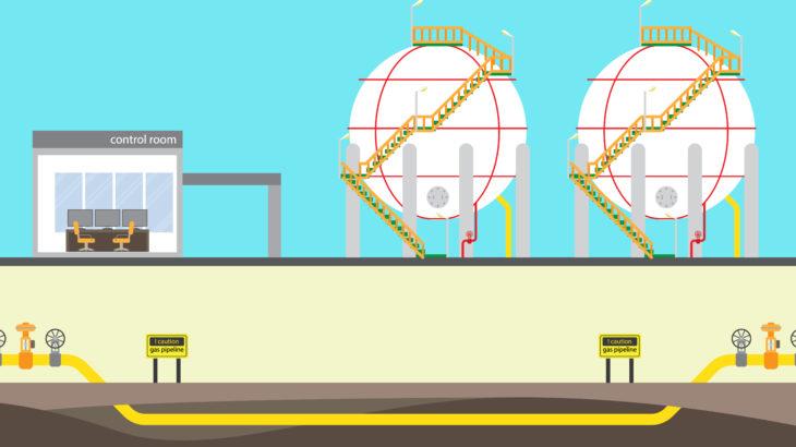 ガスのイメージ画像