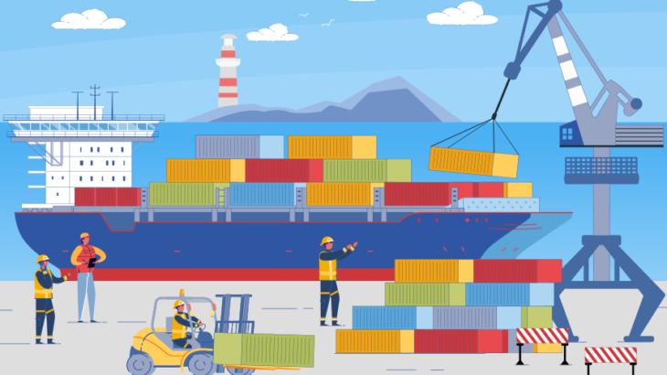 ブロックチェーンベースのスマート倉庫 物流を改善し国力アップに貢献