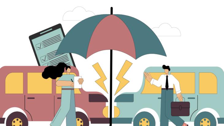 保険会社同士のやり取りをブロックチェーンで効率化する