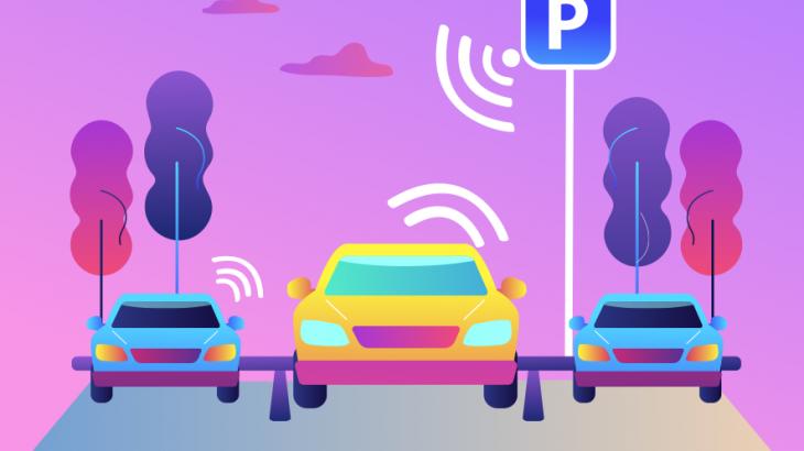 ブロックチェーン×IoTで車が駐車場と通信!駐車場選びも支払いも自動化