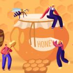 ミツバチをブロックチェーンで追跡管理すると、食料の安定供給につながる