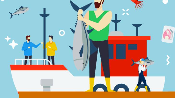 漁業イメージ画像