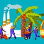 マレーシアでは持続可能なパーム油の製造におけるブロックチェーンの活用が進行中
