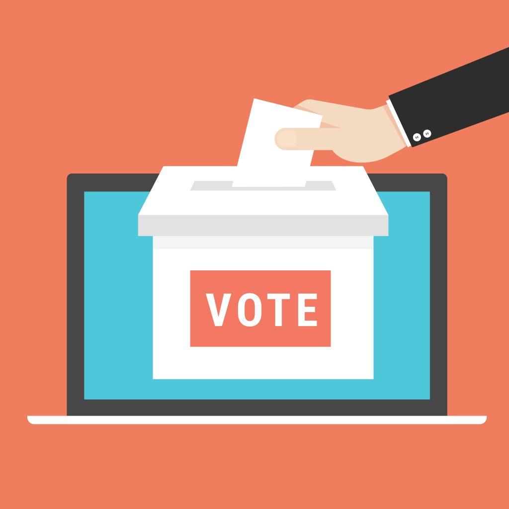 ブロックチェーンと投票