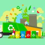 リサイクルのサプライチェーンをブロックチェーンで見える化する