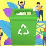 廃棄物をリサイクルして報酬を獲得!ブロックチェーン技術が廃棄物問題を解決