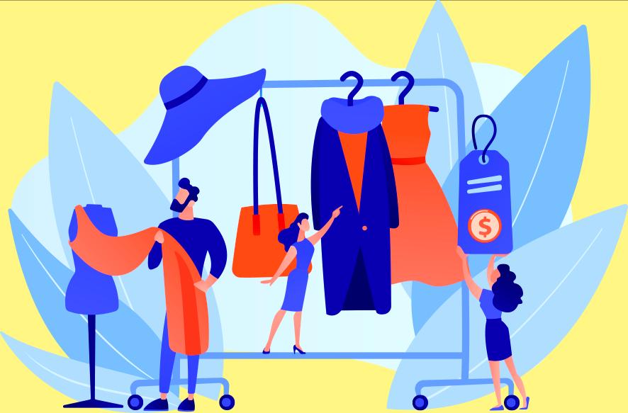 衣類に関するイメージ画像