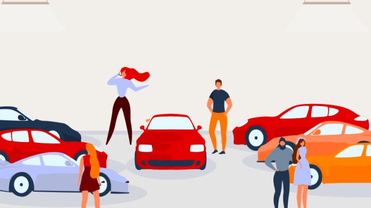 ブロックチェーンで自動車中古市場における自動車保有履歴を明らかにする