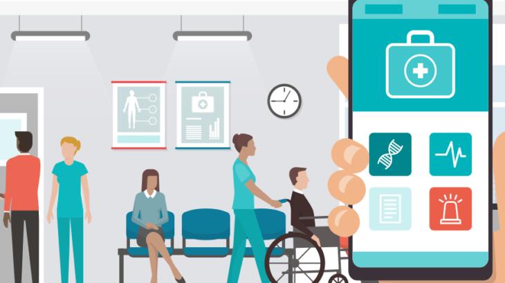 医療データの横断的な管理をブロックチェーンとIoT技術で実現する