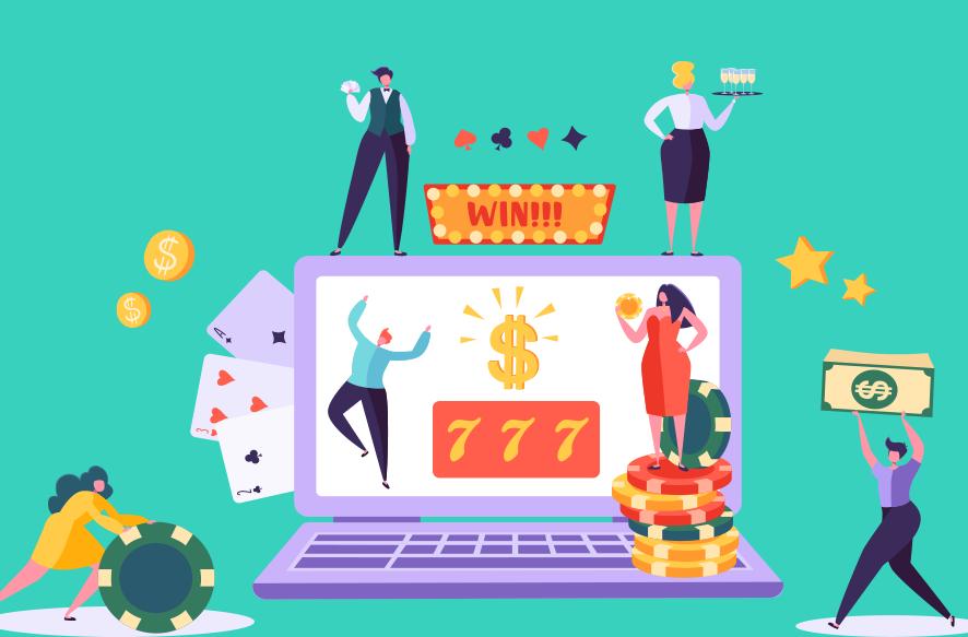オンラインカジノ イメージ画像