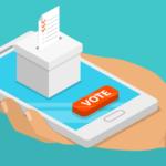 ブロックチェーンを活用した投票システムVoatzによる投票実施の結果90%が満足と回答