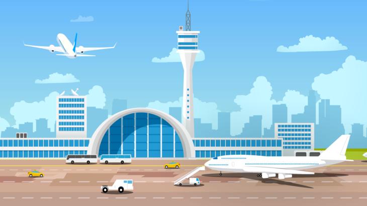 航空会社イメージ画像