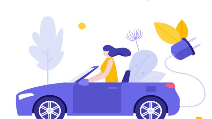電気自動車イメージ画像