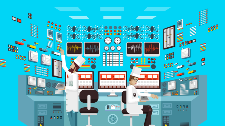 【原子力事例】安全な原子力社会へブロックチェーンを活用