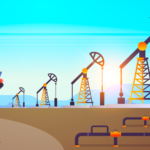 油田関係各社が参画するブロックチェーンを活用した商業契約の条件検証プラットフォームがPoCに成功