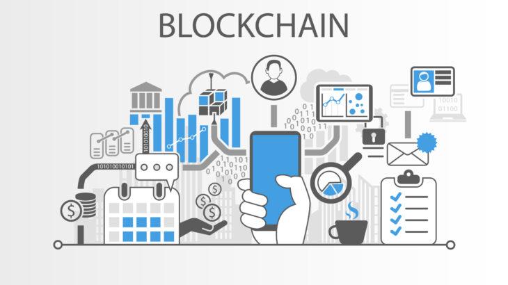 ブロックチェーン画像
